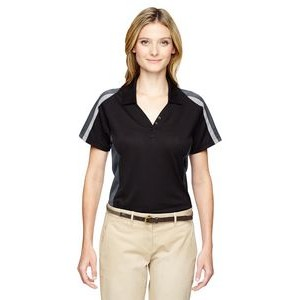 EXTREME Ladies' Eperformance? Strike Colorblock Snag Protection Polo