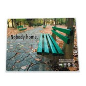 "Thin Mouse Pad (7 1/2""x9"")"