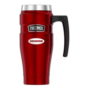 Thermos®16 Oz. Stainless King Travel Mug