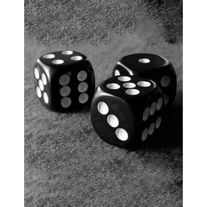 Novelty Dice 19mm