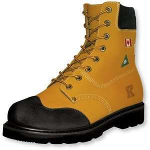 "The Ultimate Steel Toe 8"" Work Boot"