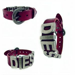 Women and Men Leather Bracelets Jewelry