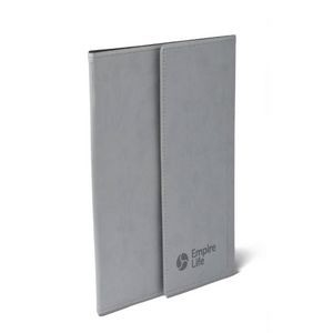 Bronze Tri-Fold Insurance Policy Holder