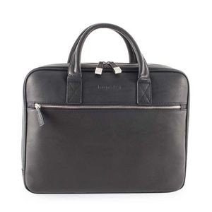 Bugatti® Sartoria II Slim Business Briefcase (Black)