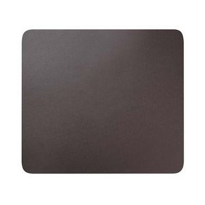 "Rectangle Bonded Leather Mouse Pads w/ Round Corners (7 5/8""x8 1/2"")"