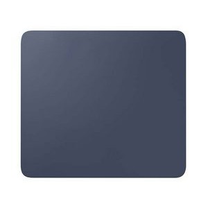 "Rectangle Top Grain Leather Mouse Pads w/ Round Corners (7 5/8""x8 1/2"")"