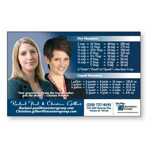 "Magnet Special 3.5"" x 5.5"" - Digital Full Colour Imprint, Vinyl Topcoat"