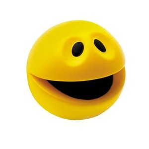 "Mr. Smiley Squeeze Ball (2 1/2"" Diameter)"