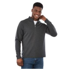 Men's Stratton Knit Quarter Zip Sweater