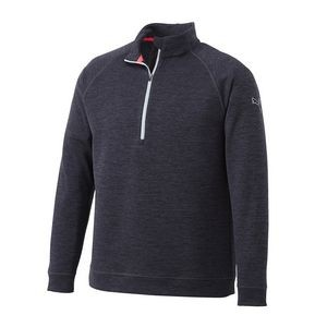 Men's PUMA® Golf Quarter Zip PWR Sweater