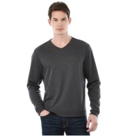 Men's Bromley Knit V-Neck Sweater