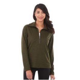 Women's Stratton Knit Half Zip Sweater