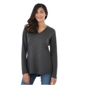 Women's Bromley Knit V-neck Sweater