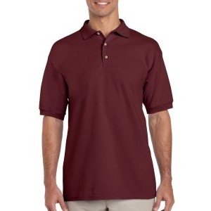 Adult Gildan® Ultra Cotton® Piqué Golf Shirt