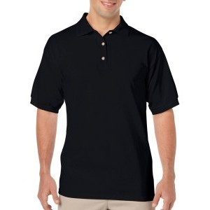 Adult Gildan® DryBlend® Jersey Golf Shirt