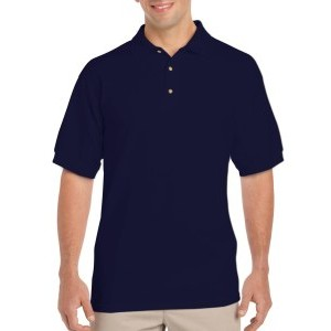 Adult Gildan® Ultra Cotton® Jersey Golf Shirt