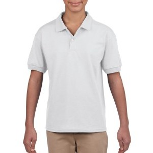 Youth Gildan® DryBlend® Jersey Golf Shirt