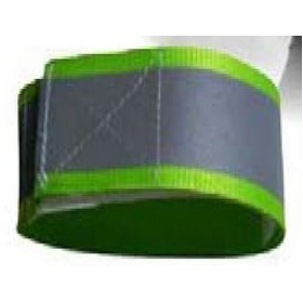 Reflective Wrist Band (Velcro closure) - 1-1/2'' x 10'' approx.