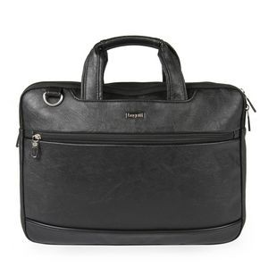 Executive Vegan Leather Briefcase