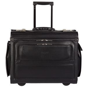 Warren Business Case on Wheels w/Dual Lateral Pocket
