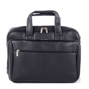 "Executive Leather Briefcase (11¾"" x 15½"" x 6"" Diameter)"