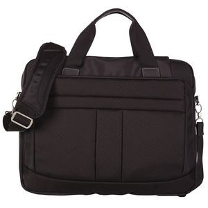 "Briefcase/Backpack Hybrid (12¼"" x 15¾"" x 4¼"" Diameter)"
