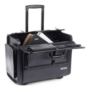 Harry Business Case on Wheels w/Combination Lock