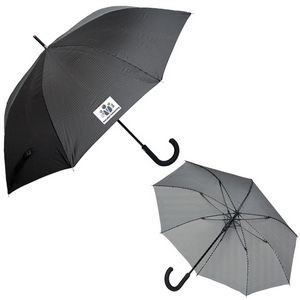 Executive Pinstripe Umbrella