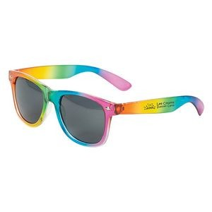 Sandy Banks Rainbow Sunglasses