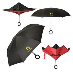 Vernier Reversible Umbrella