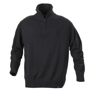 Men's James Harvest Largo Half-Zip Sweater