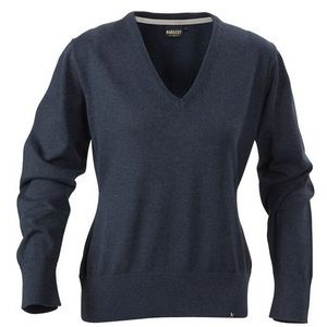 Ladies' James Harvest Loraine V-Neck Sweater