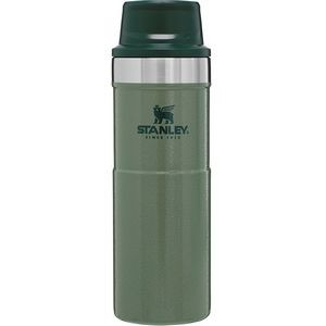 Stanley® Classic Trigger-Action travel mug 16oz hammertone green