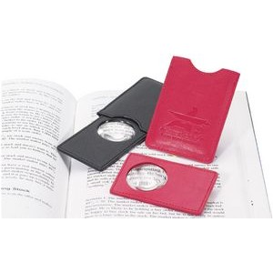 ** Magnifying Lens red