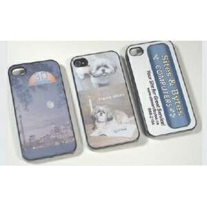 iPhone 4/4S Rubber & Aluminum Case
