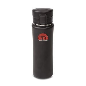 The Trek S/S Vacuum Tumbler - 16oz Black