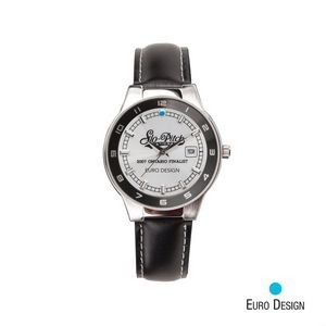 Euro Design® Ostrava Watch - Mens