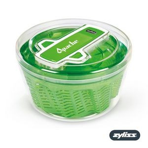 Zyliss® Swift Dry Salad Spinner - Green