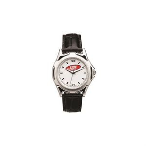 The Patton Watch - Ladies - White/Silver/Black