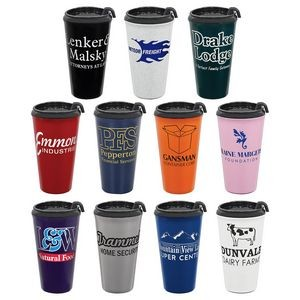 MONTEREY 16 oz Two-Tone Tumbler