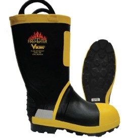 Viking Firefighter® Felt Lined Boots