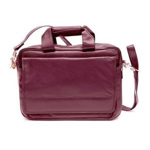 Sven Compact Brief (Cranberry Red)