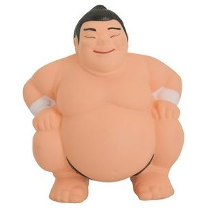 Sumo Wrestler Stress Reliever