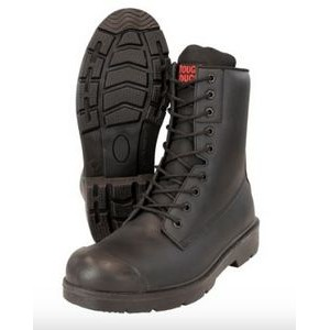 "Inkster 8"" Microfiber Steel Toe Work Boot"